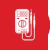 Сила тока - 15 AMP(115V) 7 AMP (230V)